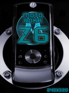 Moto Rokr Z6