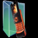 Motorola Rokr Z6 Folder